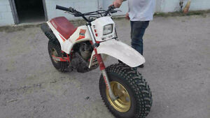 Hard To Find!  1986 Yamaha Big Wheel