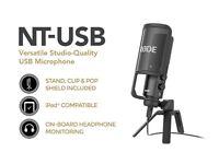 RØDE NT-USB Microphone