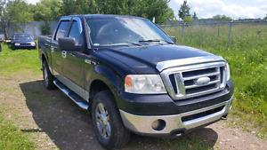 F150 4x4 2007 echange moindre ou superieur (lire au complet)