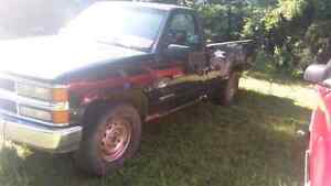 1995 chev 2500 for sale or part out