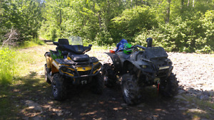 Atv for sale or trade for another atv