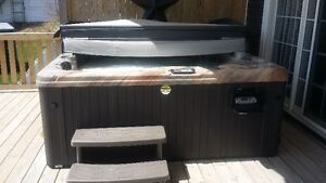 One and a half year old HOT TUB for Sale - GREAT DEAL! St. John's Newfoundland image 6