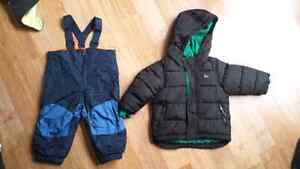 Toddle winter jacket and pants London Ontario image 9
