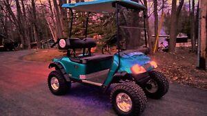 Electric EZ GO Golf Cart - Loaded! Excellent Condition!