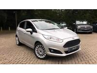 2014 Ford Fiesta 1.0 EcoBoost 125 Titanium With Manual Petrol Hatchback