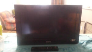 Sony Bravia 24 inch flat screen tv