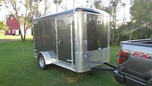 SOLD! 2014 Cargo Mate Trailer - Like new!