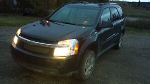 "2008 Chevrolet Equinox LS2 ""Team Canada Edition"" SUV, Crossover"