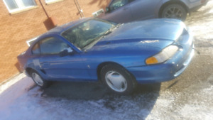 1995 ford mustang 249000