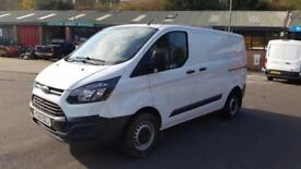 Ford Transit Custom 290 Lr Pv DIESEL MANUAL 2015/65