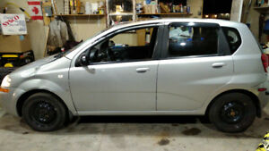 2008  Wave / Aveo / Swift  Hatchback for parts