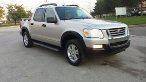 2008 FORD SPORT TRAC XLT 4x4 EXCELLENT CONDITION LOW KM