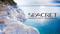 A GREAT OPPORTUNITY This is our SEACRET