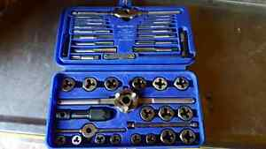 Blue Point Tap and Die Set Cambridge Kitchener Area image 2