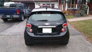 2014 Chevy Sonic LT with extras!