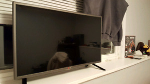 32 Inch 1080P LG TV. In Great Condition.