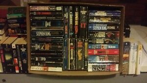 Stephen King instant paperback collection - 36 books!
