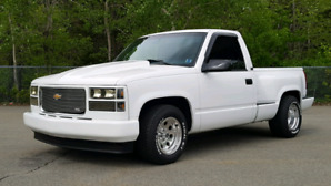 Very Clean Rust Free Western 1996 GMC/Chevy Truck