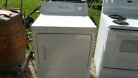 ge dryer and stove