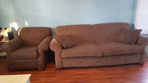 Couch and Chair, Moving and Need Them Gone