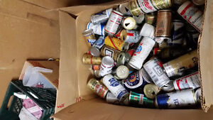 Giant beer can collection London Ontario image 3