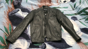 XL Leather jacket.