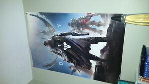 Destiny poster (video game) ps4