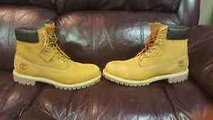 Mens Timberlands size 13 worn twice