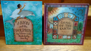 2 Jane Ray gorgeously illustrated hardcover children's books