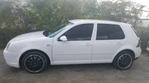 2010 vw city golf