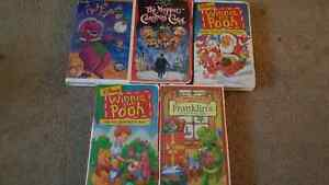 Baby and Toddler VHS's Cambridge Kitchener Area image 3