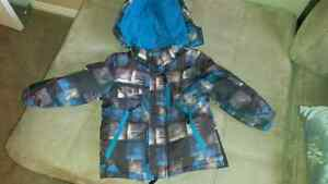 4t boy winter coat