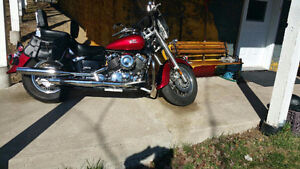 FOR SALE !!!! 2004 V-Star 650cc with only 15,000km Asking $4,200