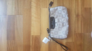 COACH clutch/pouch - Brand new with tags