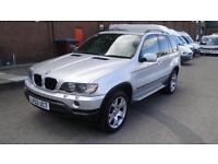 2002 BMW X5 3.0 i Sport 5dr