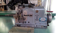 4 industrial sewing machines for sale