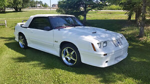 """ CHECK IT OUT""  SUPER NICE 1983 Mustang RAGTOP 5.0L"