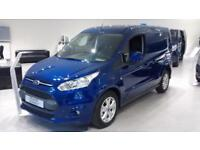 Ford Transit Connect 1.5TDCi Diesel (120PS) Eu6 220 Limited L1 SWB