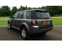 2014 Land Rover Freelander 2.2 TD4 XS 5dr Manual Diesel Estate