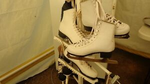 Girls skates size 3 and size 2