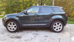2012 Land Rover Range Rover Evoque Pure Premium SUV, Crossover