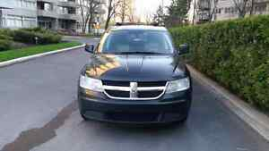 DODGE JOURNEY 2009 SXT  4 cyl!!!