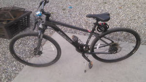Reduced 2014 Specialized Crossover Bike