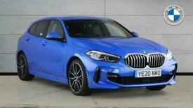 image for 2020 BMW 1 Series 118i M Sport Hatchback Petrol Automatic