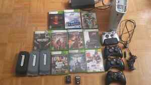 Kits complet xbox360 (200$)