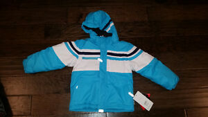 New With Tags Boys Winter Jacket - 5T