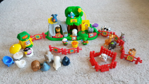Fisher Price Little People Zoo Playset