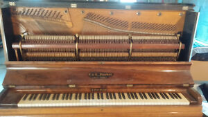 Up-right grand piano, best offer Kingston Kingston Area image 2