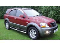 Kia Sorento 2.5CRDi auto XS - FULL HISTORY - FULL LEATHER FULL MOT
