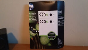 HP officejet black ink cartridge Peterborough Peterborough Area image 1